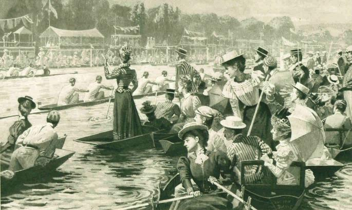 Rowing,_Lucien_Davis,_1898